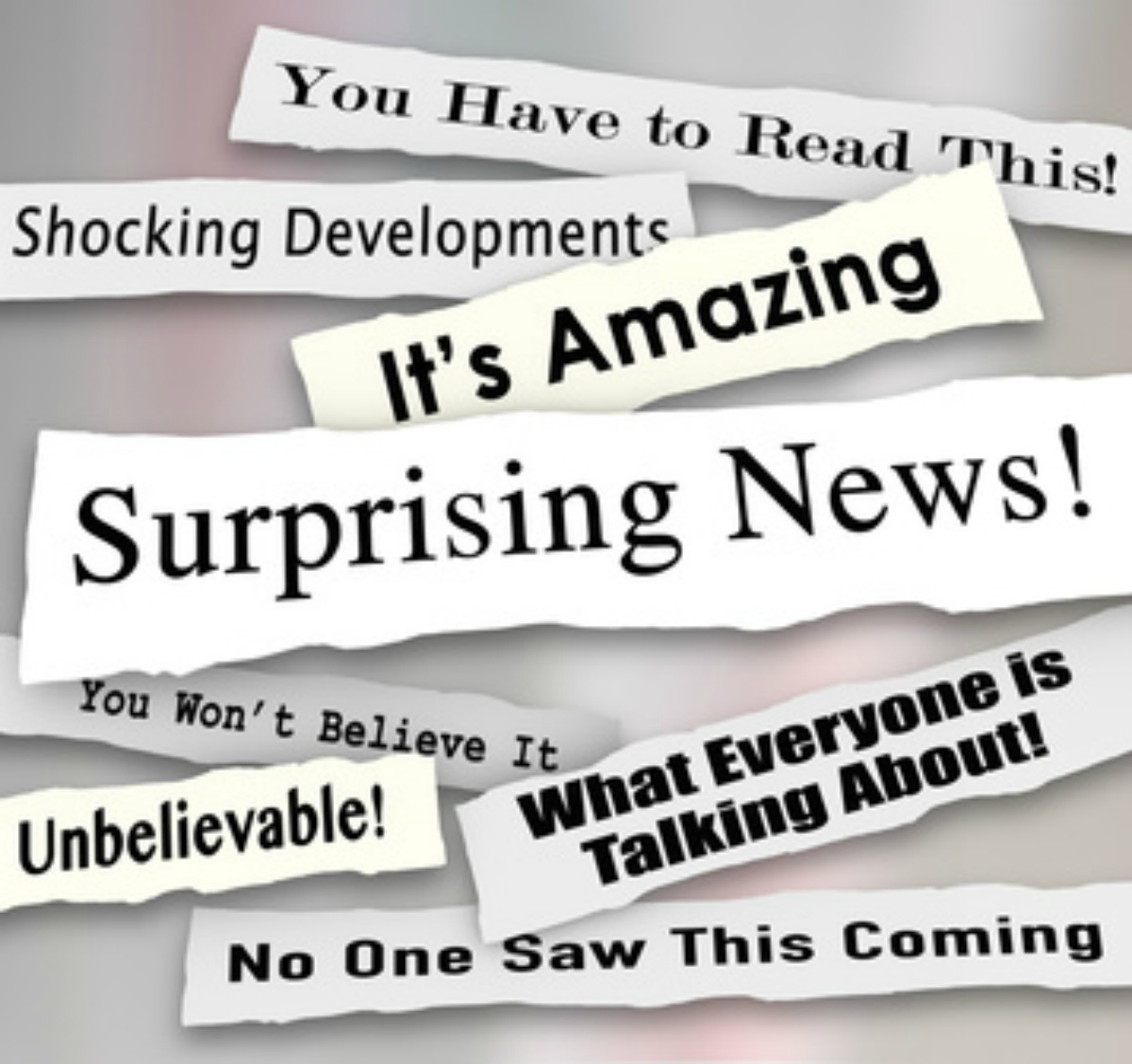 Extra, Extra! The Truth Exposed about Shocking Health Based Headlines!