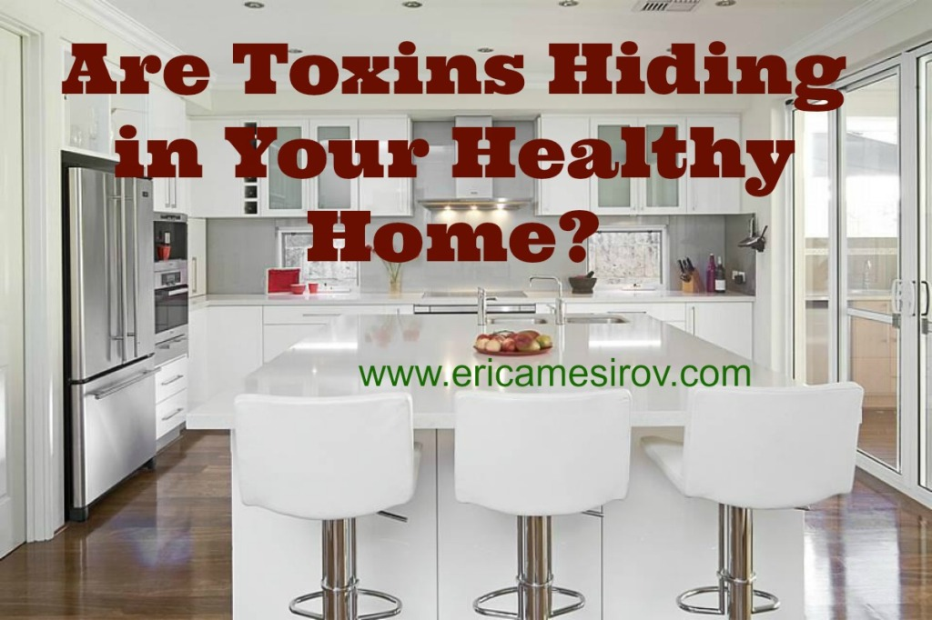 Are Toxins Hiding in your Healthy Home?