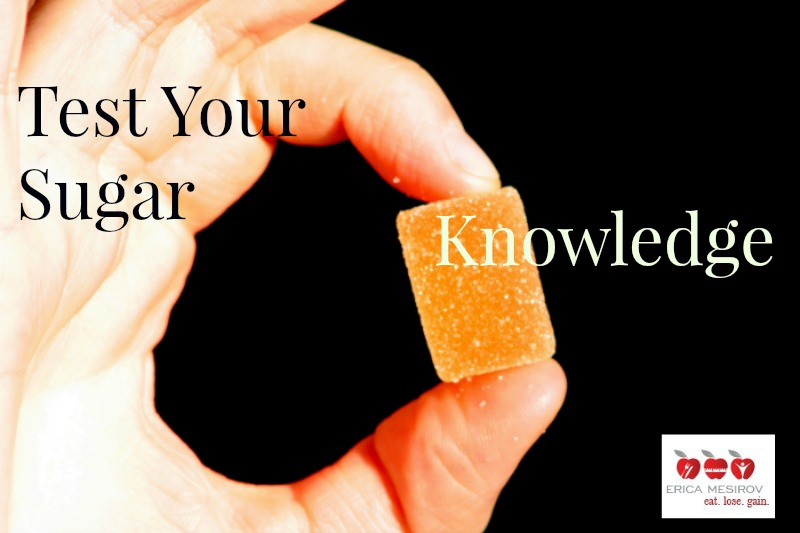 Test Your Sugar Knowledge