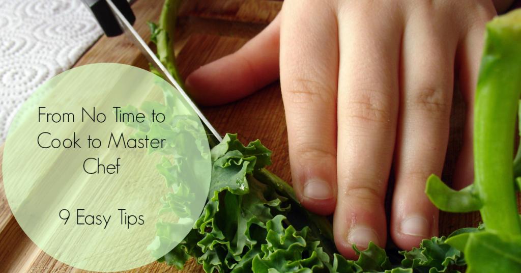 beginner's cooking tips