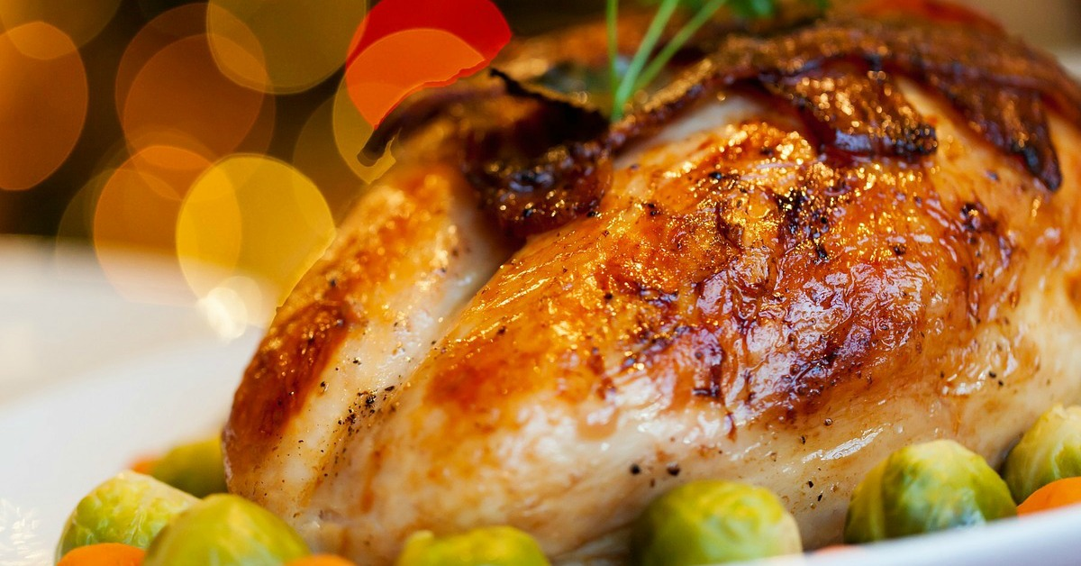 holiday turkey without weight gain