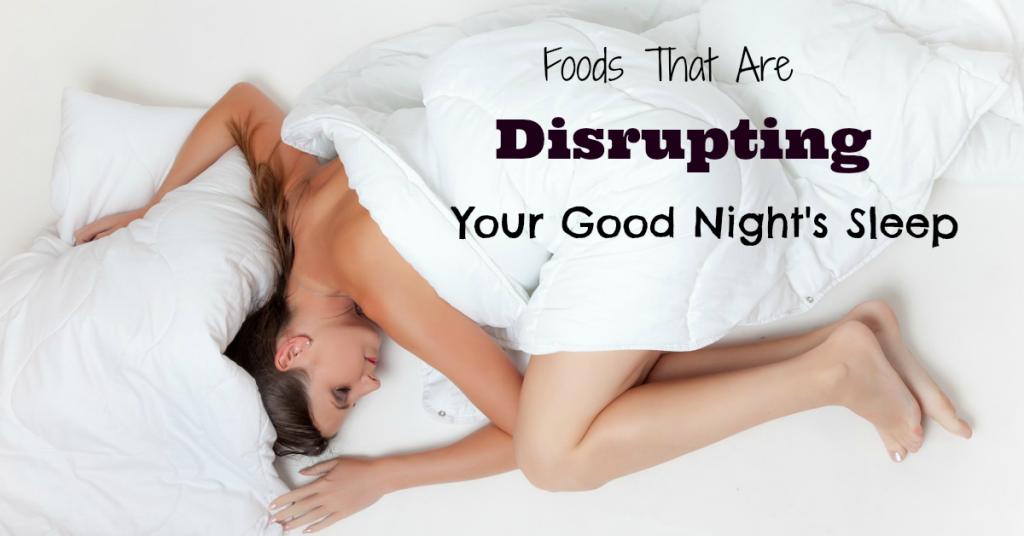 insomnia foods