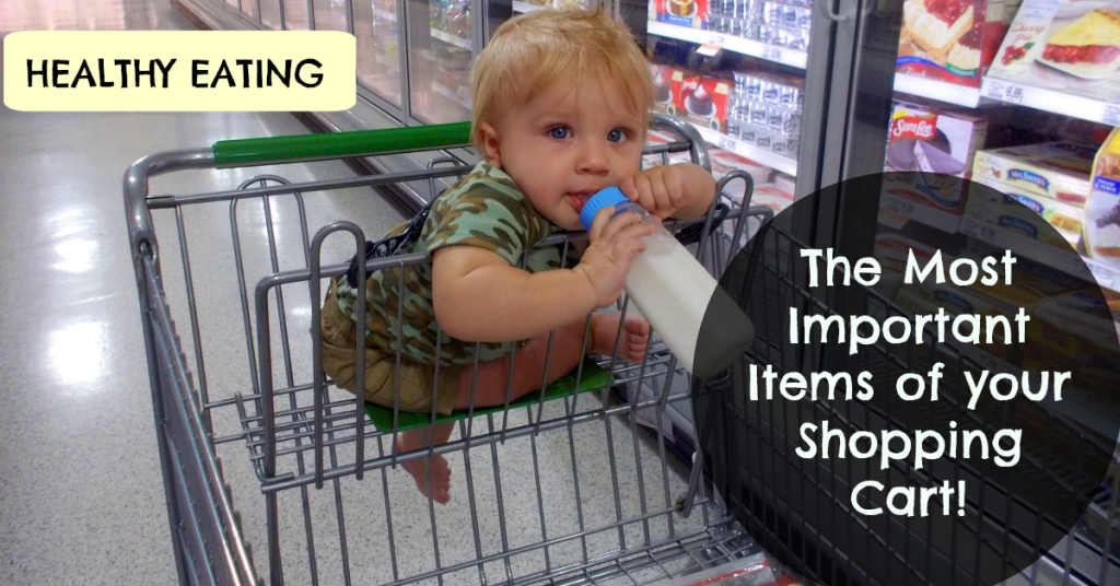 Avoid Shopping Cart Mayhem with Supermarket Diet Tips!