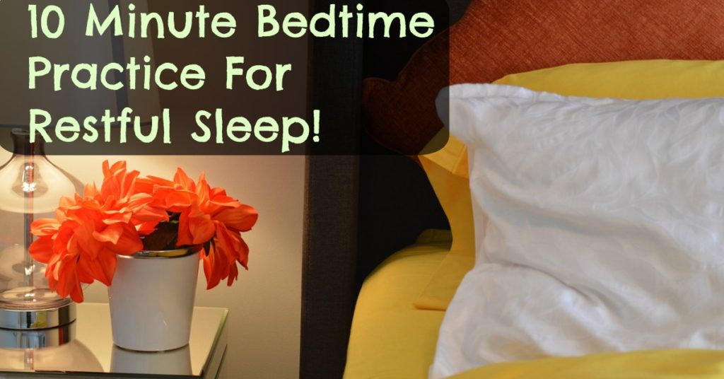 Restful Sleep in Just 10 Minutes!