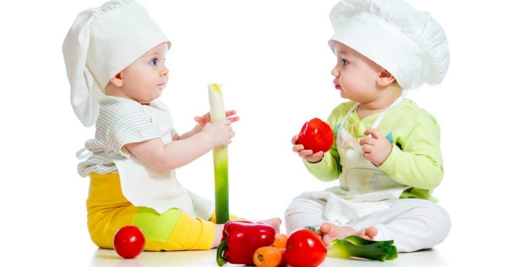 baby steps to a healthier lifestyle