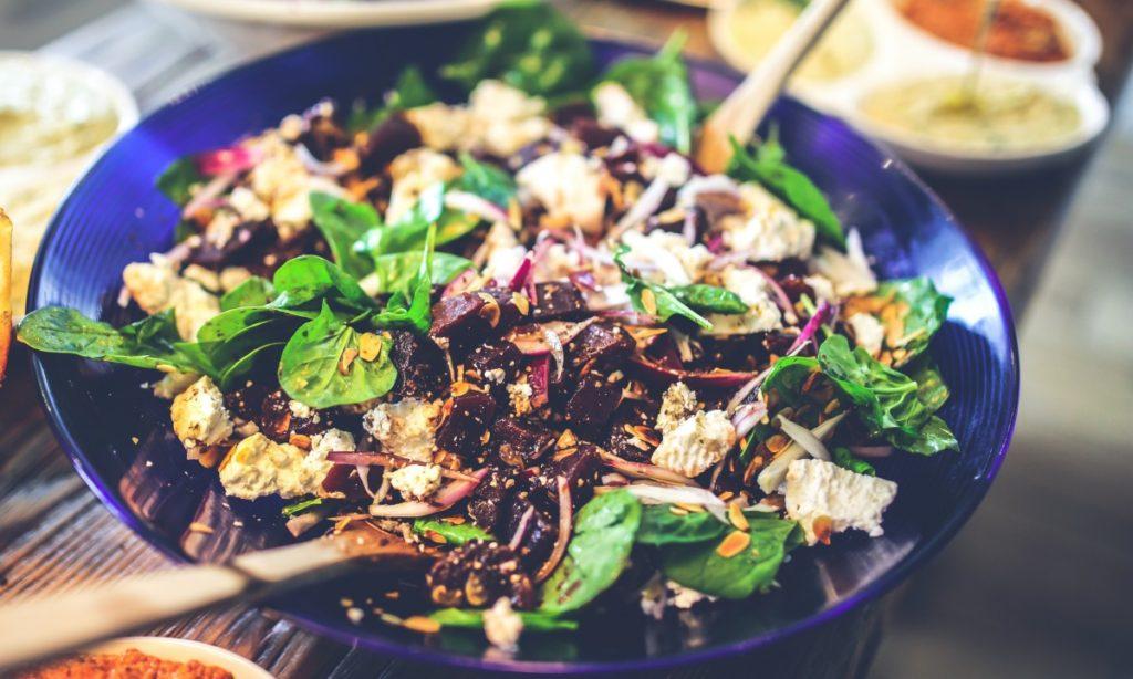 healthy salad IV