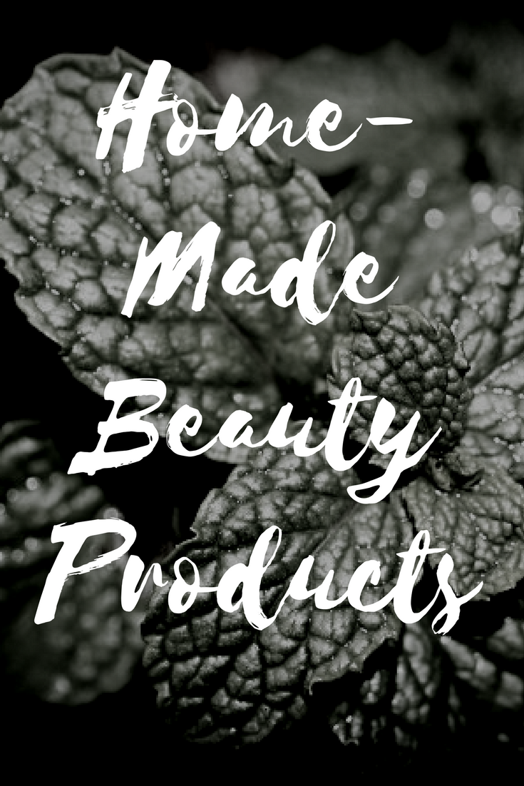 non-toxic natural beauty regimen