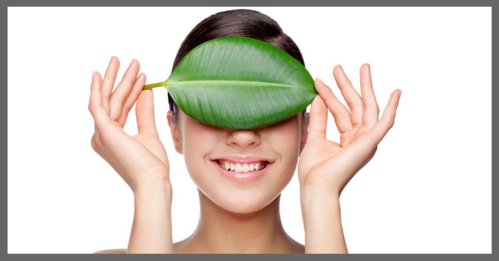 non-toxic natural beauty regimen