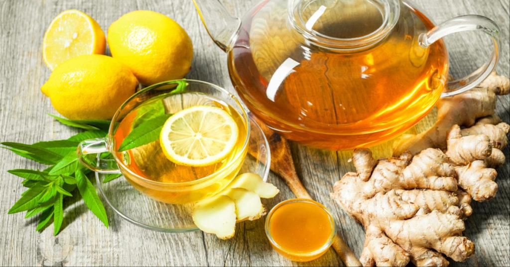 Ginger tea menstrual cramps