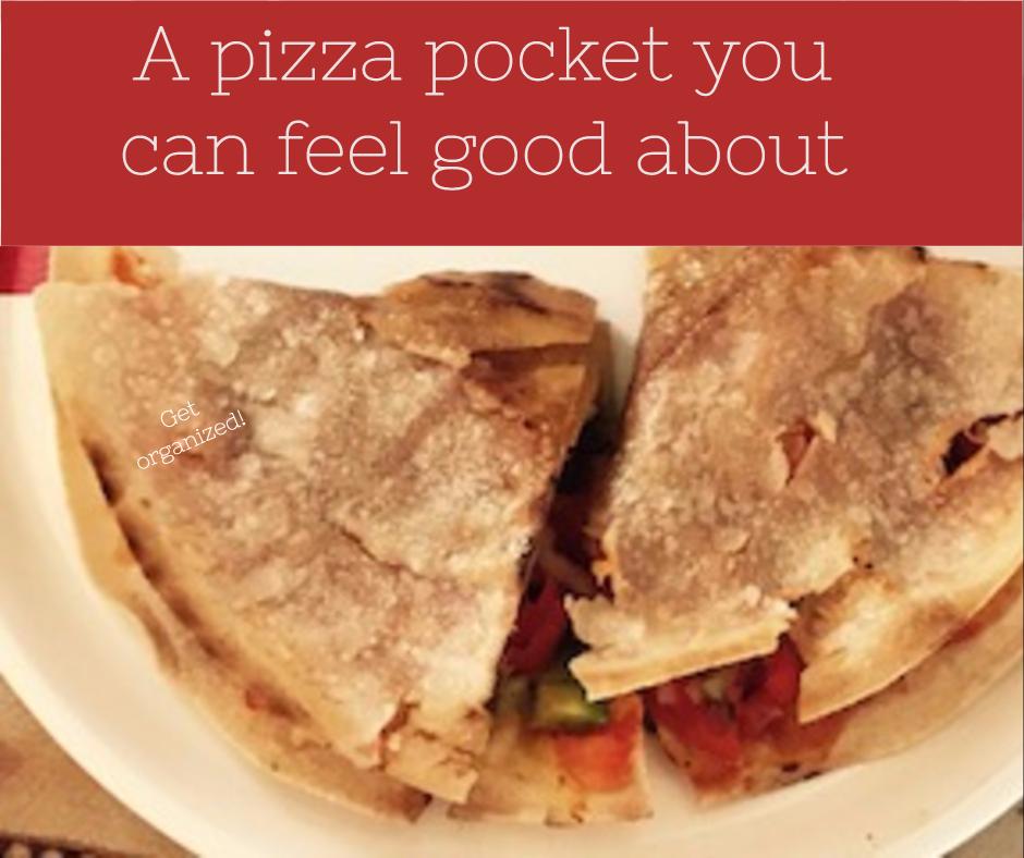 pizza pocket healthy