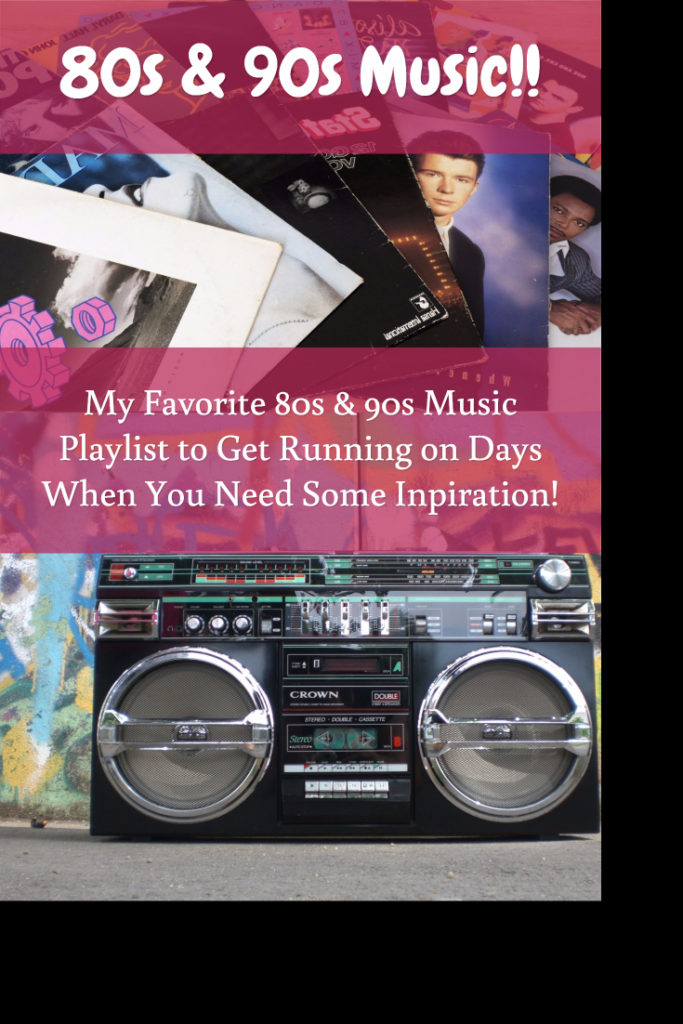 upbeat 80s and 90s music playlist