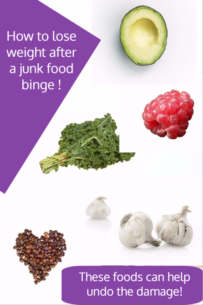 supercharged foods junk food binge