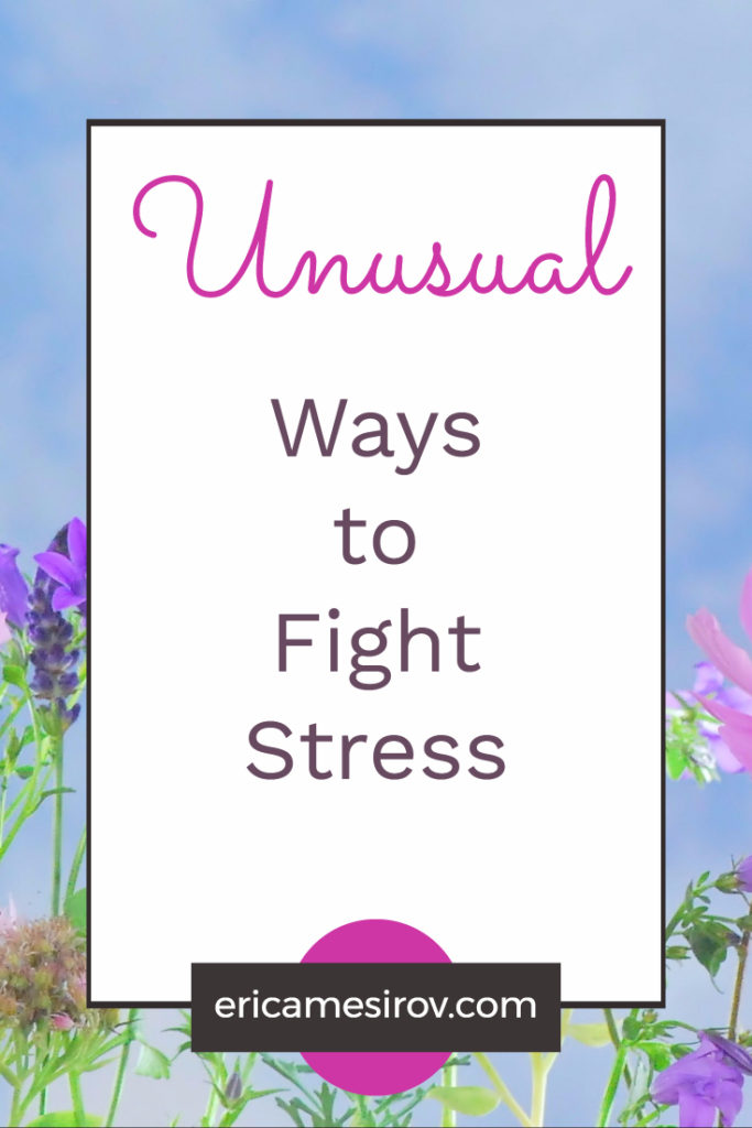 These are some of the craziest ways to fight stress. But they totally work. Check out these great stress busting, totally relaxing actives. relaxation/destressing/relax/ stress fighting