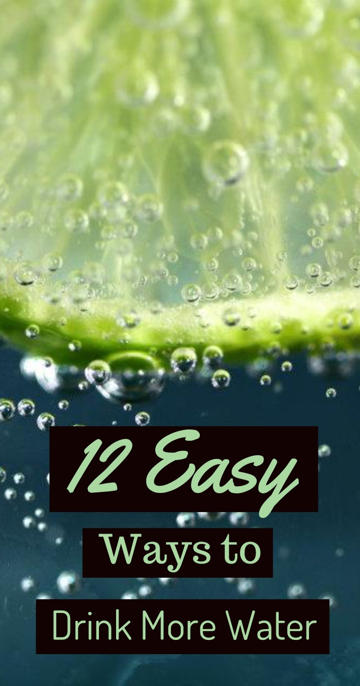 12 Easy Step By Step Natural Eye Make Up Tutorials For: 12 Easy Ways To Drink More Water & Stay Hydrated