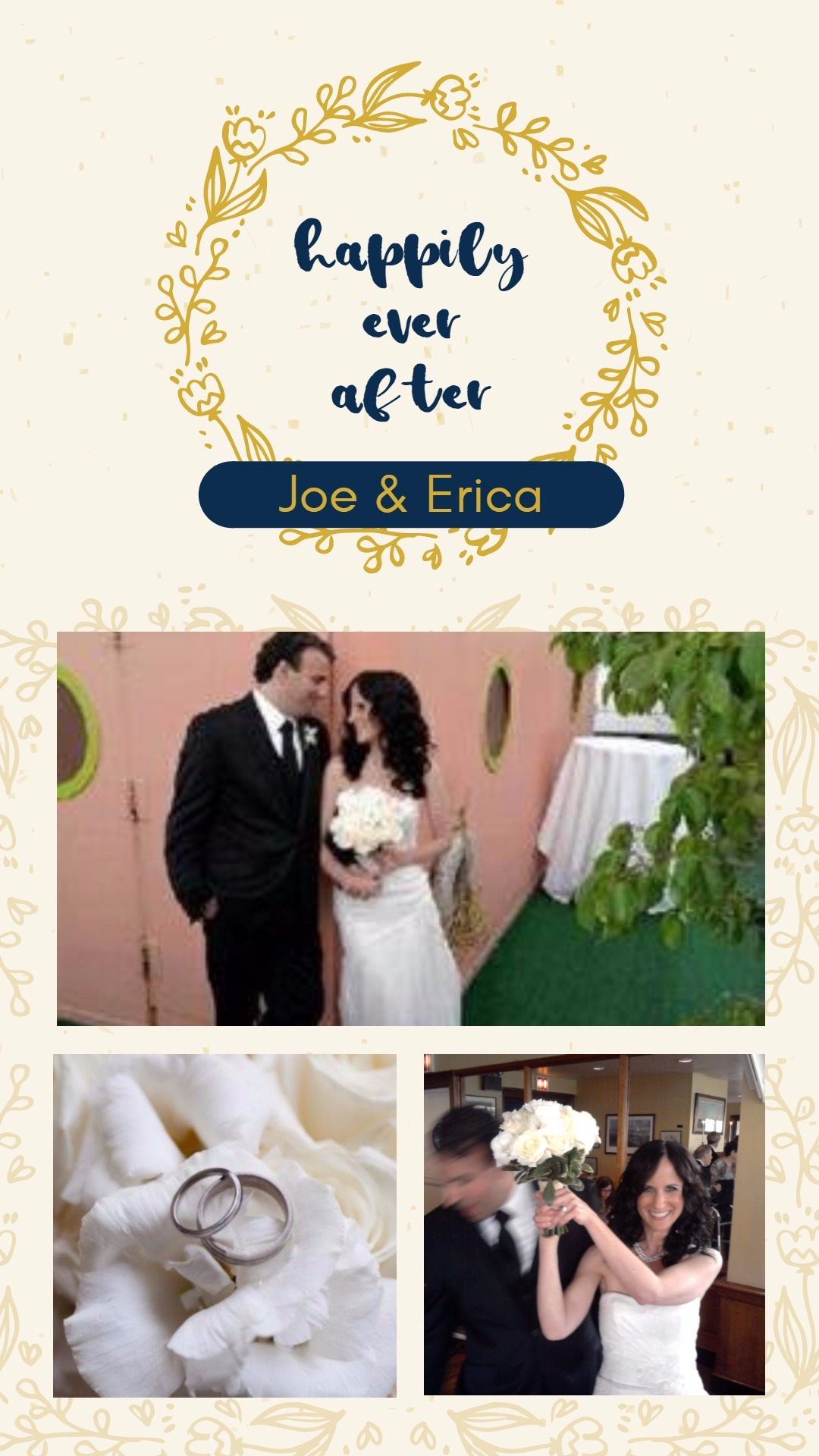 How I used Fotor editing tools to commemorate my wedding photos
