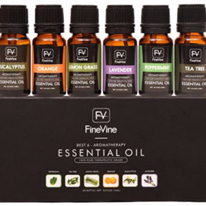 FreeVine Essential Oils - Great Gifts for You