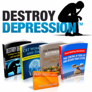 destroy depression course - great gifts for you.