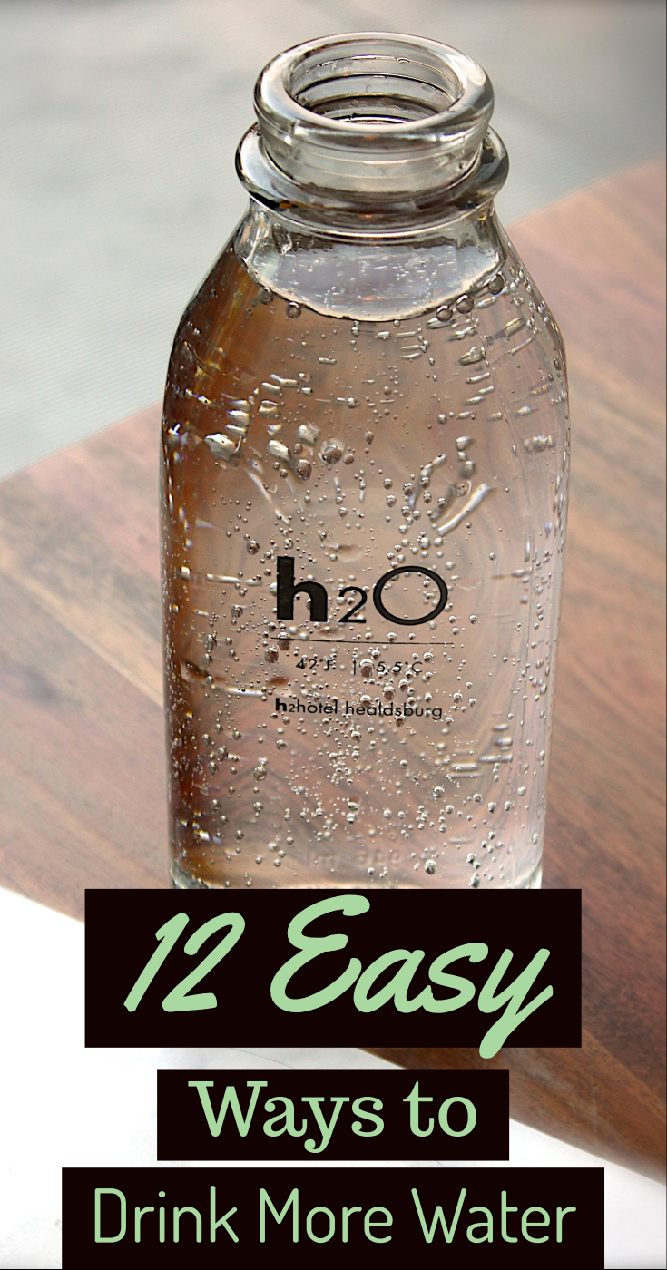 easy ways to drink more water (how much water to drink/ ways to drink water/ hydration tips/ how many ounces water to drink/ stay hydrated/ hydrate after alcohol/ hydrate after coffee/ dehydrated/ cups of water/ glasses of water/ drink clean water)