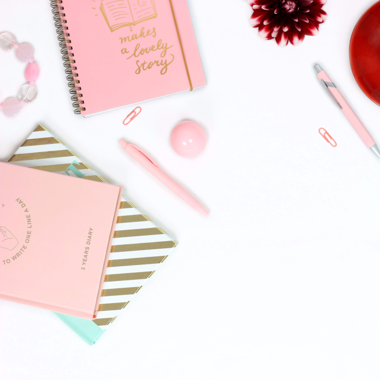 write in diary - avoid holiday weight gain