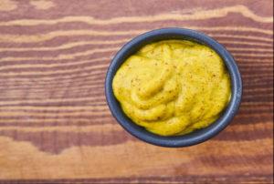healthy condiments mustard