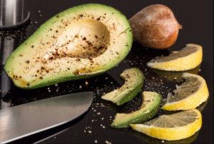 healthy condiments guacamole