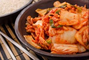 healthy condiments kimchi