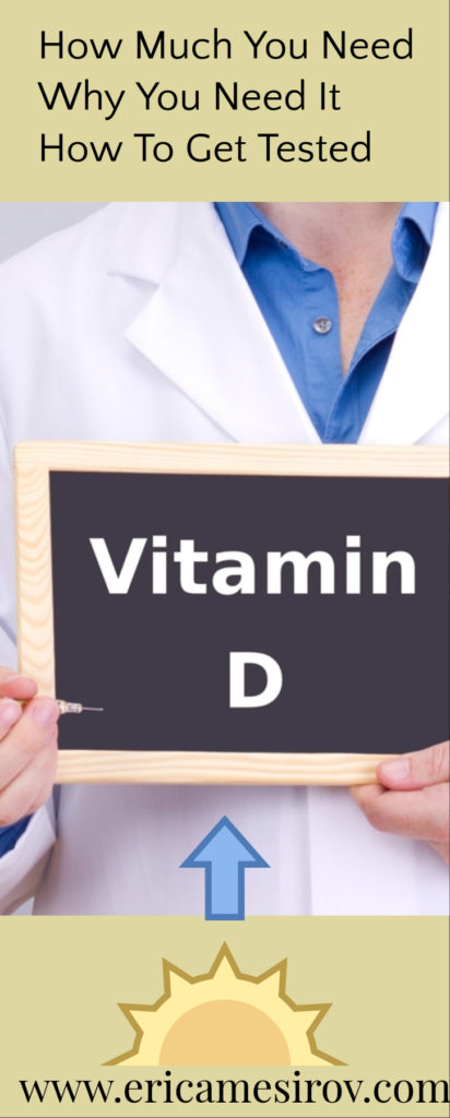 Vitamin D - How much you need. Why you need it! (vitamin D home test/ 25(OH)D test/ vitamin D levels/ sunshine vitamin/ fortified vitamin D/ vitamin D supplement/ natural cancer prevention/ prevent osteoporosis/ vitamin D and bone health/ vitamin D heart health)