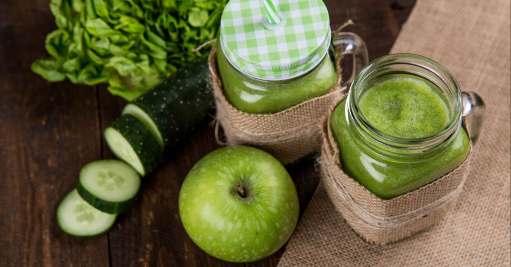 Juicing to feel energized naturally