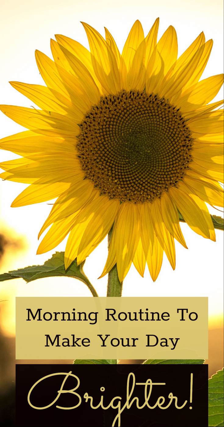 Morning routine to make your day brighter (why I'm so tired/ become an optimist/ wake up happy/ body brushing/ help with morning anxiety/ positive ways to start your day/ create a gratitude journal habit/ become more optimistic/ stop feeling rushed in the morning/ how to deal with insomnia/ how to get through Monday/ morning depression/ water with lemon/ when you're feeling sad/ happy music playlist/ healthy morning habits)