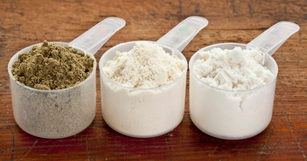 Best stevia sweetened protein powders