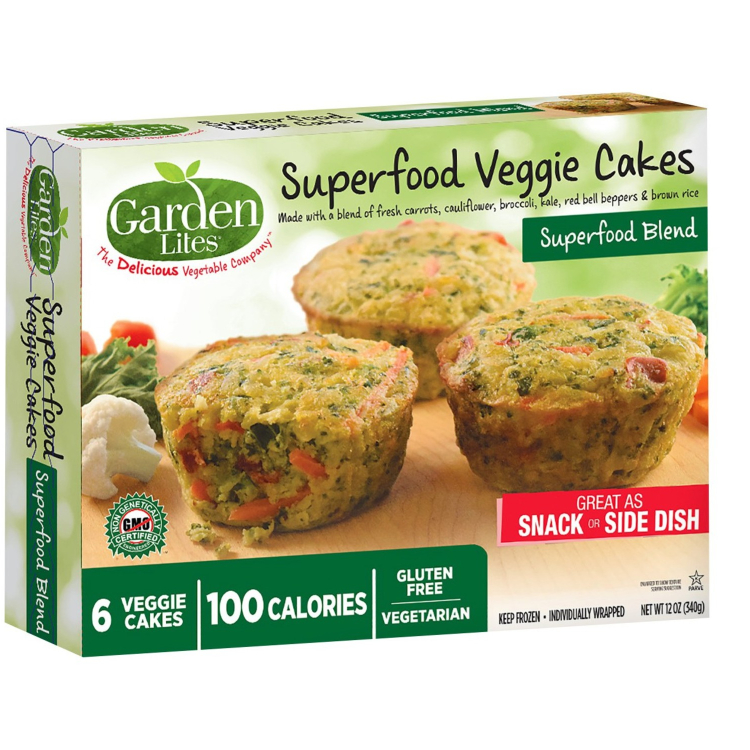 on-the-go healthy breakfast veggie cakes