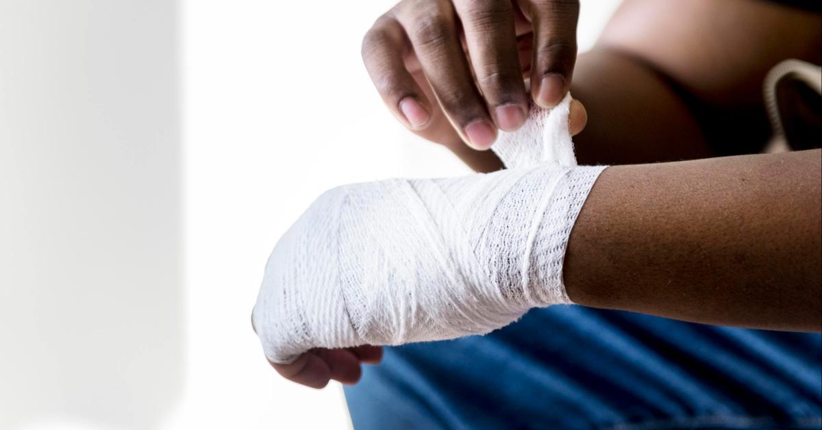 Keeping fit while injured