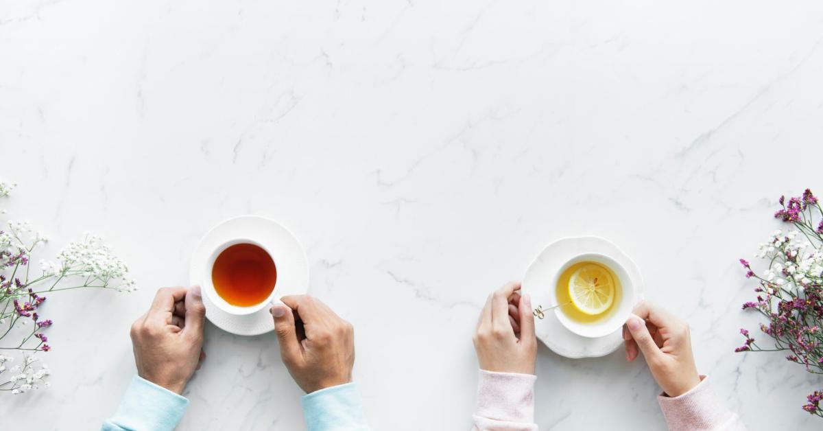 Healing tea health benefits