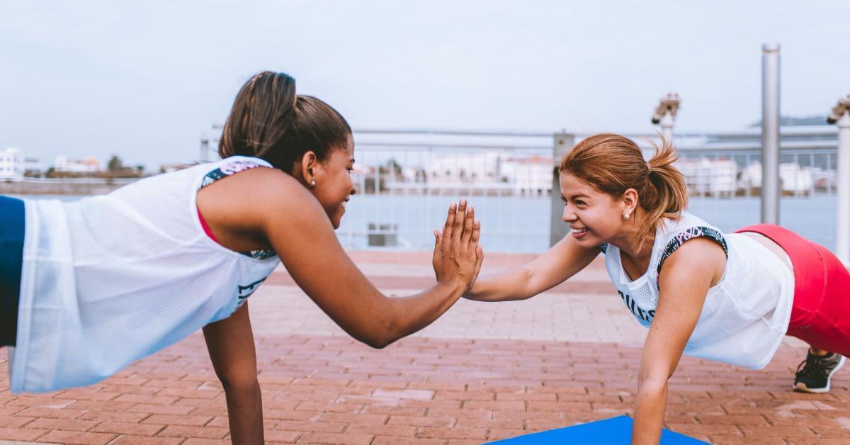 Personality based exercise