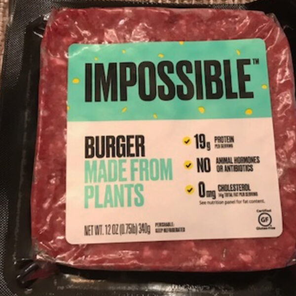 Is Fake Meat Healthy? It Depends…