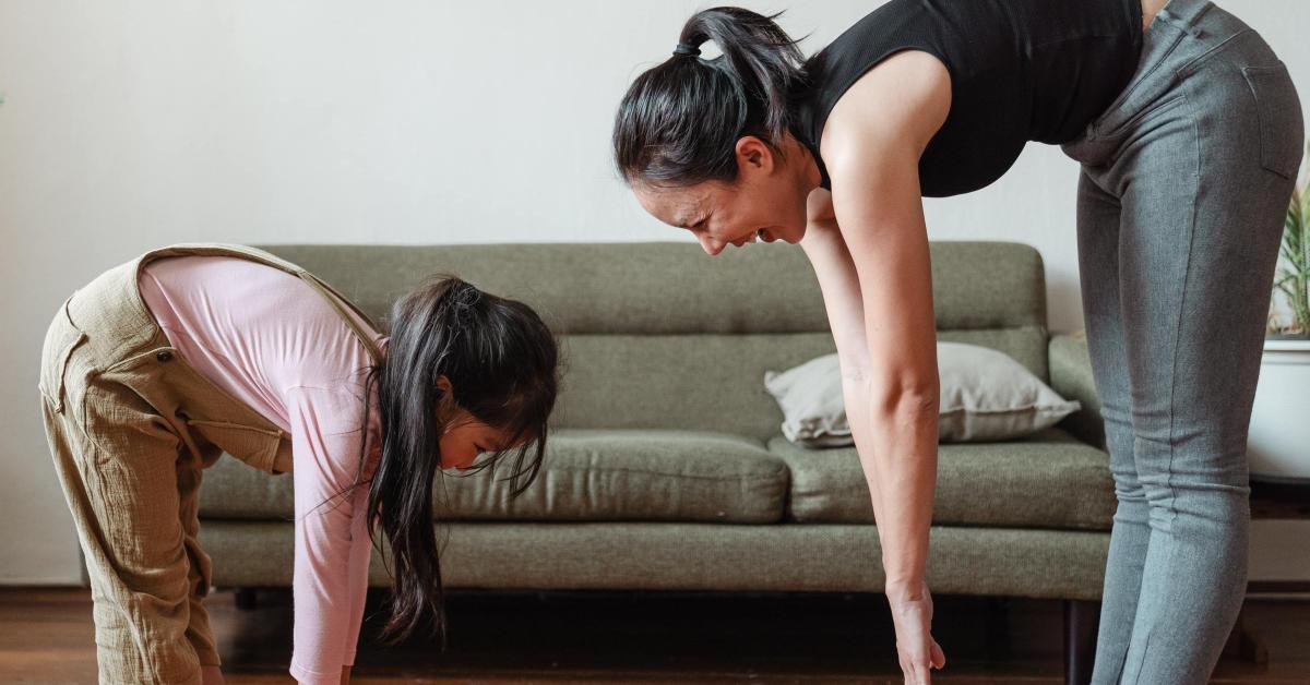 Beginner exercise mistakes